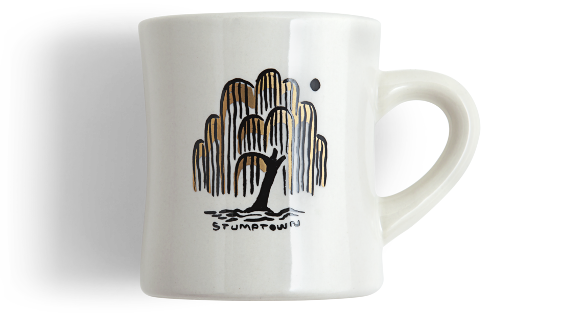 Willow Mug Stumptown Coffee Roasters